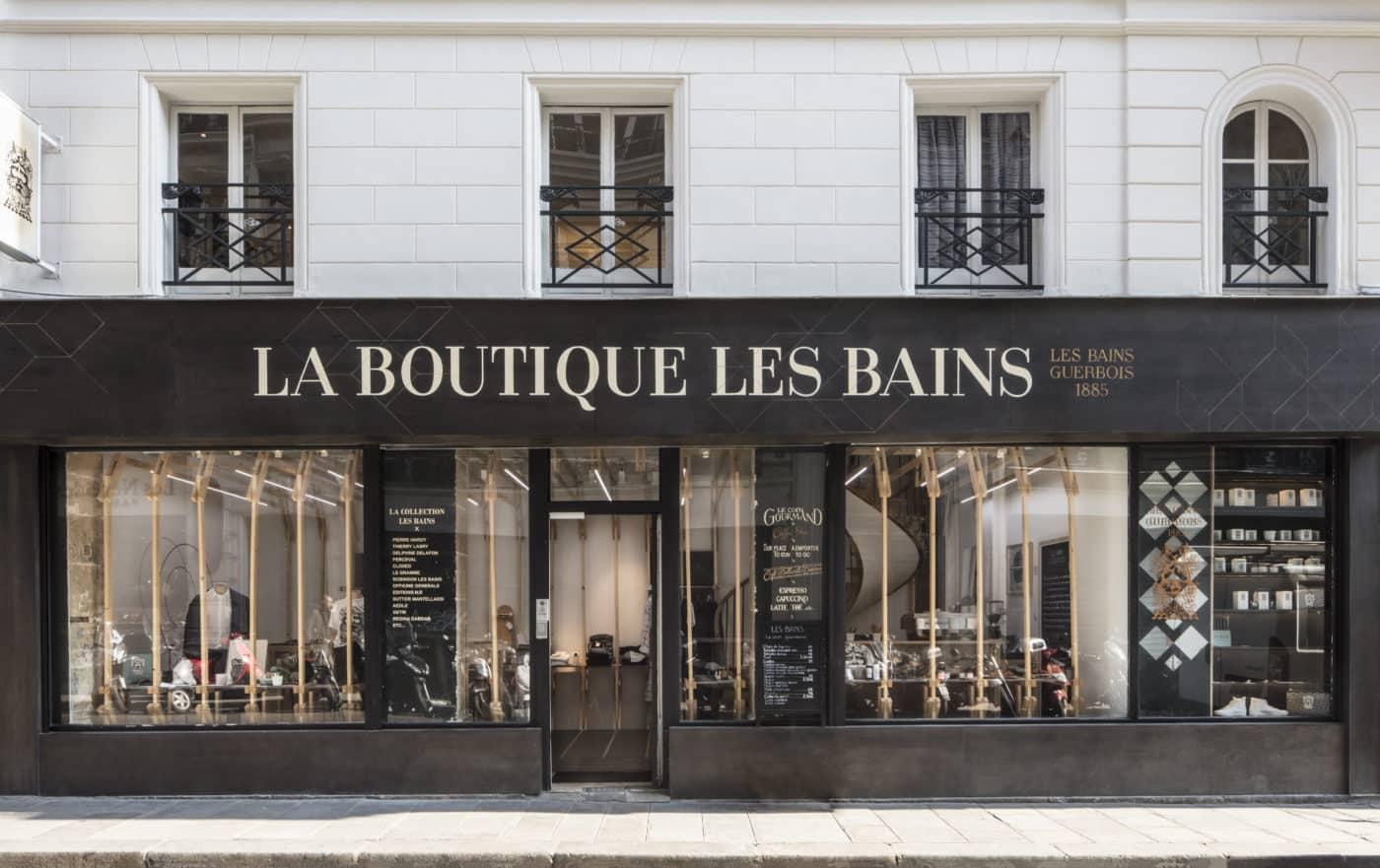 Boutique Les Bains Paris