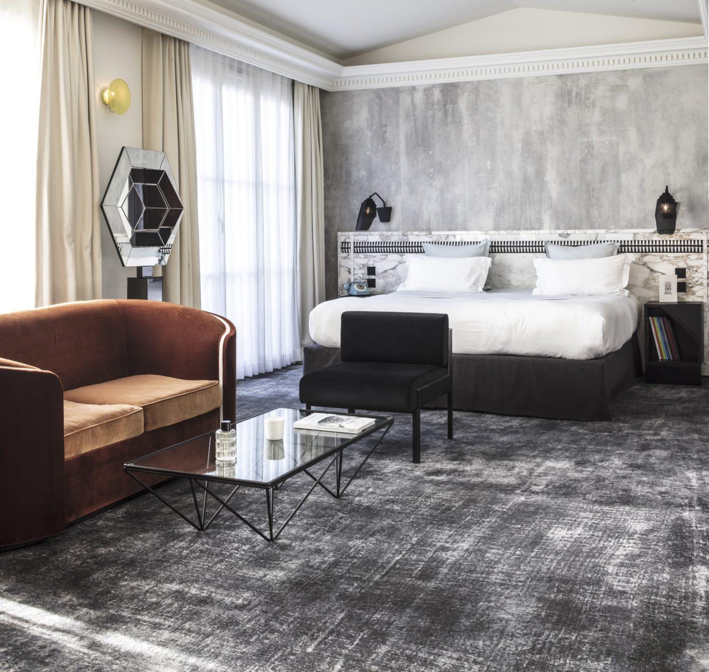 Hotel Luxe Paris | Les Bains Paris – Hotel Paris | Photo Gallery