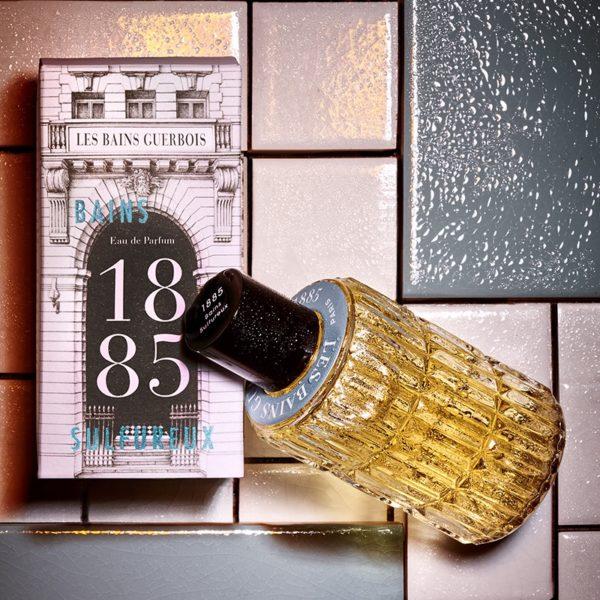 parfum 1885 les bains paris