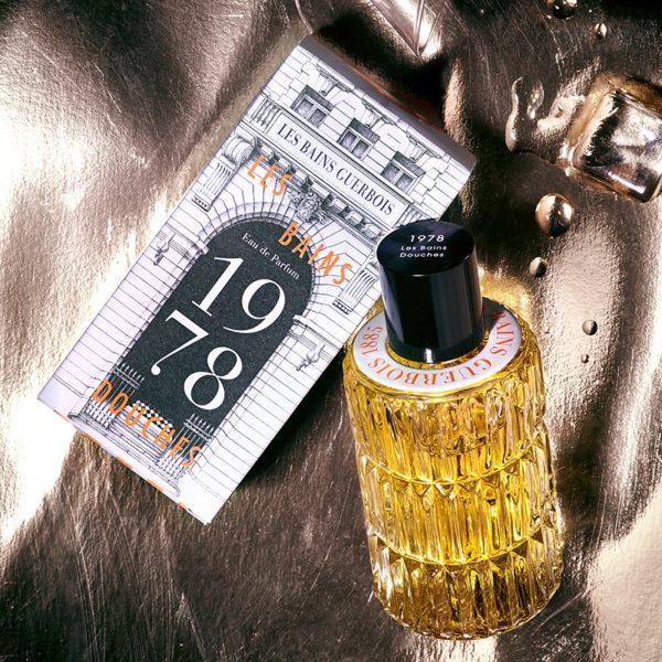 parfum 1978 les bains paris