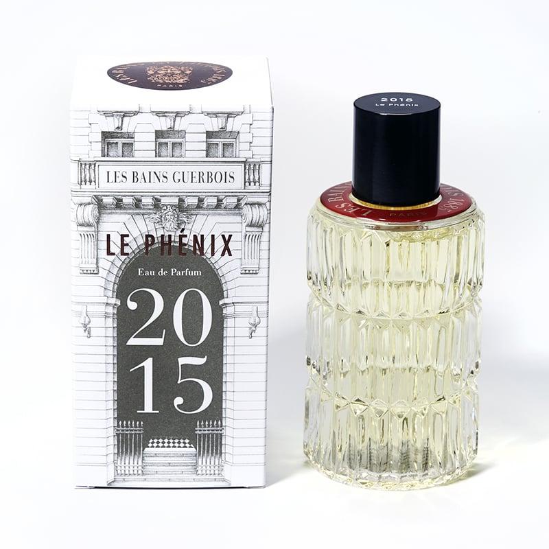 parfum 2015 les bains paris
