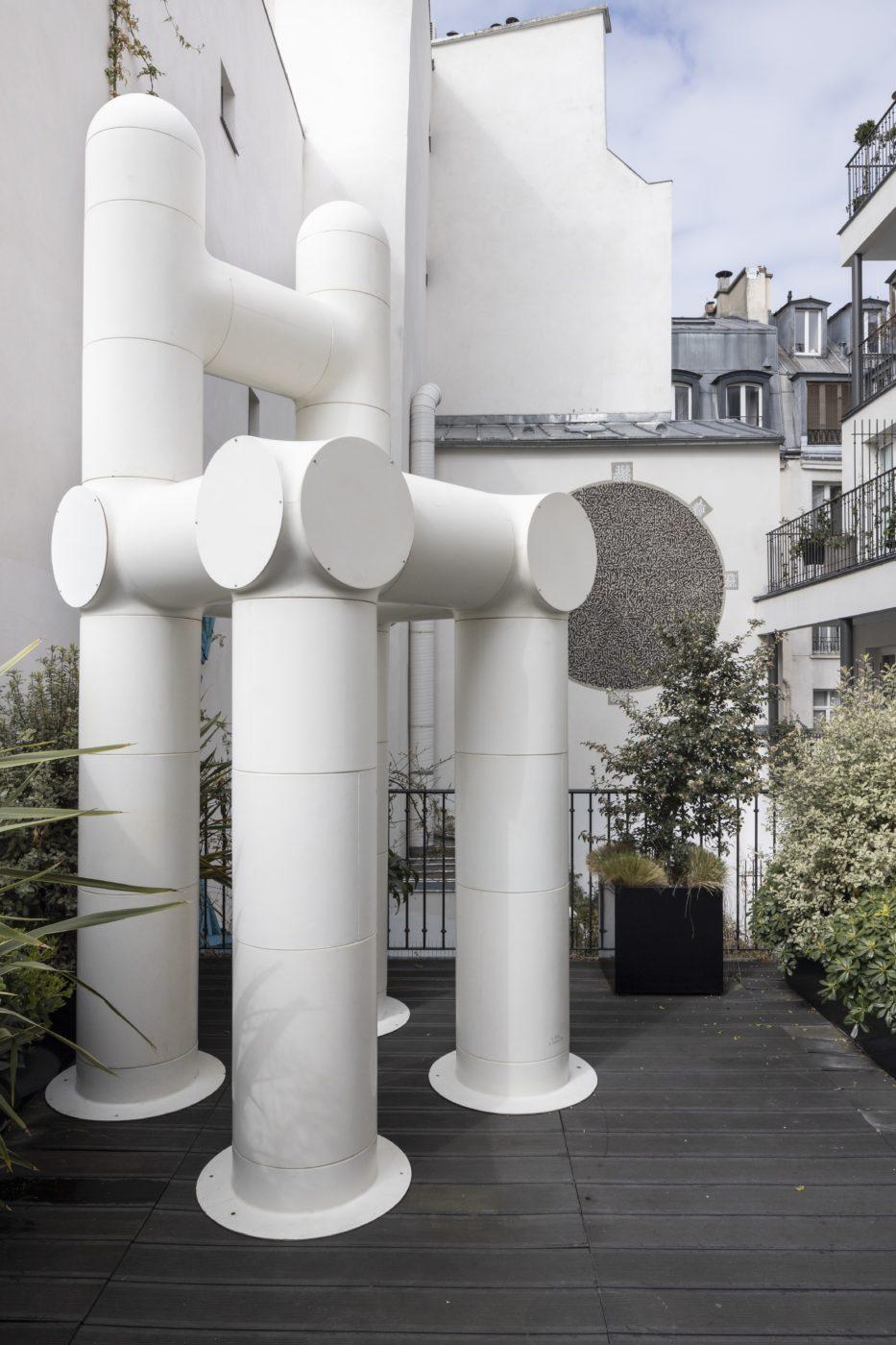 LES SIMONNET @ LES BAINS PARIS