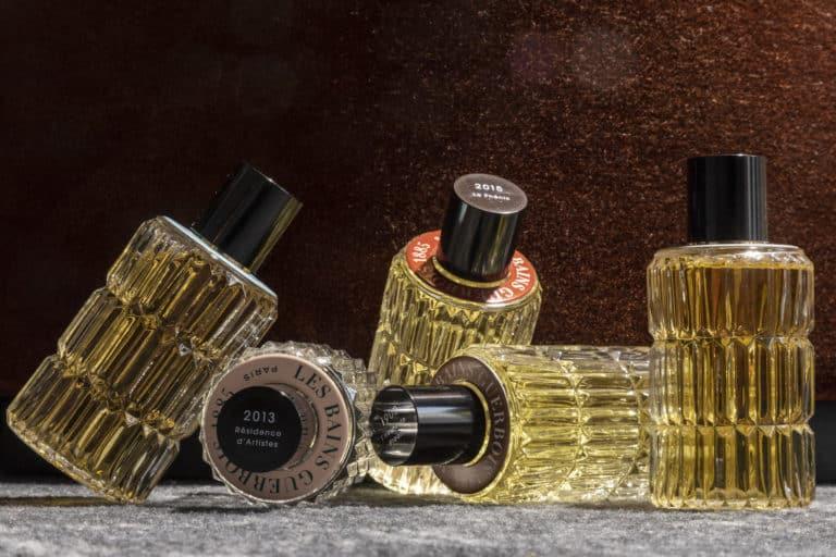 parfums les bains guerbois les bains paris